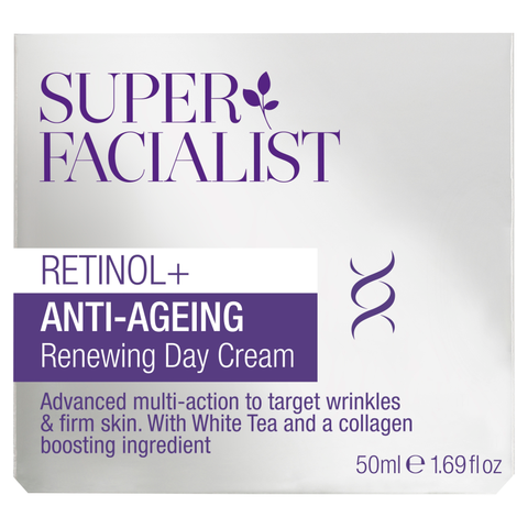 Retinol Anti-Ageing Renewing Day Cream 50ml