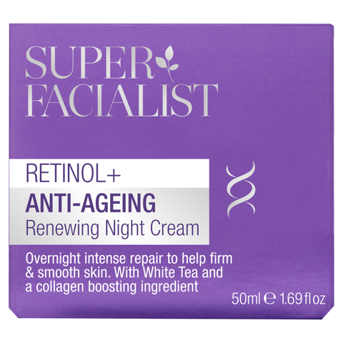 Retinol Anti-Ageing Renewing Night Cream 50ml