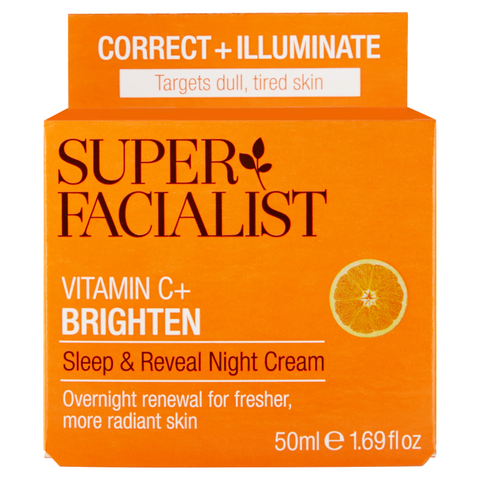 Vitamin C Sleep & Reveal Night Cream 50ml