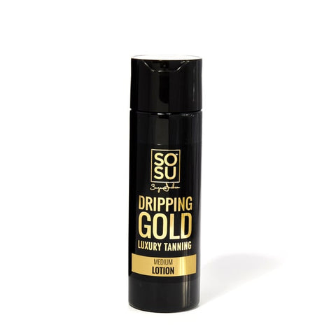 SOSU DRIPPING GOLD LOTION MEDIUM 200ml