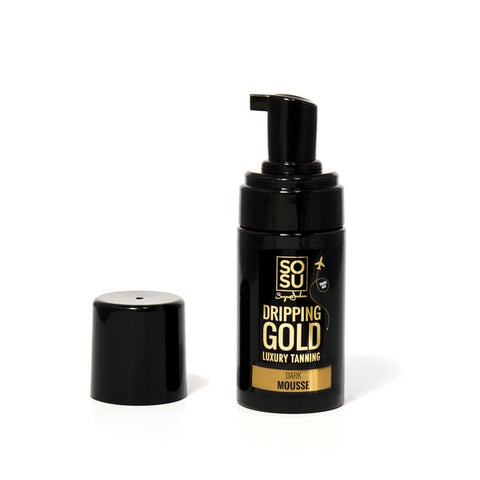 SOSU DRIPPING GOLD DARK  MOUSSE 150ml