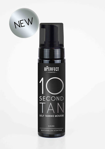 BPerfect 10 Second Tan Watermelon Mousse Dark  200ml