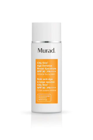 Murad City Skin™ Age Defense Broad Spectrum SPF 50 I PA ++++