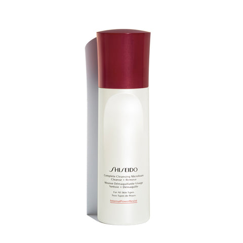 Shiseido COMPLETE CLEANSING MICROFOAM 125ml
