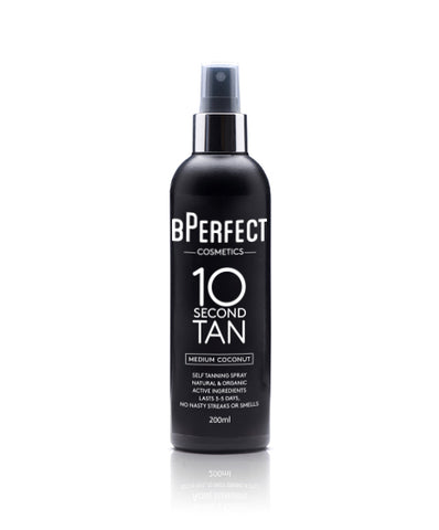 BPerfect 10 Second Tan Medium Coconut Spray 200ml