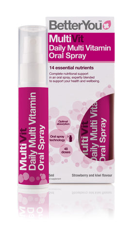 Better You Multivitamin Oral Spray 25ml