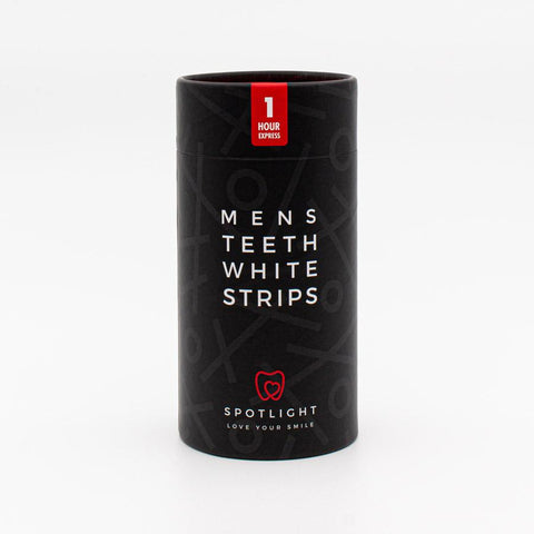 Mens Teeth White Strips