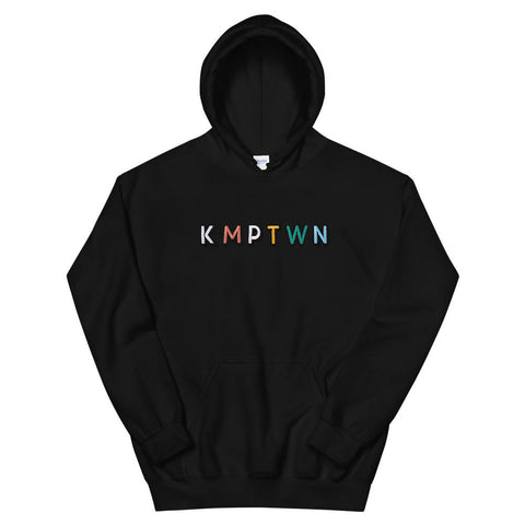 "Sudadera bordada colors ""KMPTWN"""