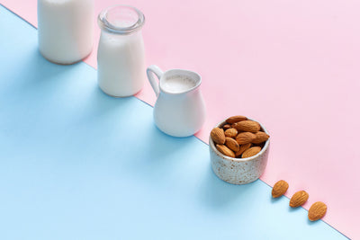 How to make milk! Well, almond . . .