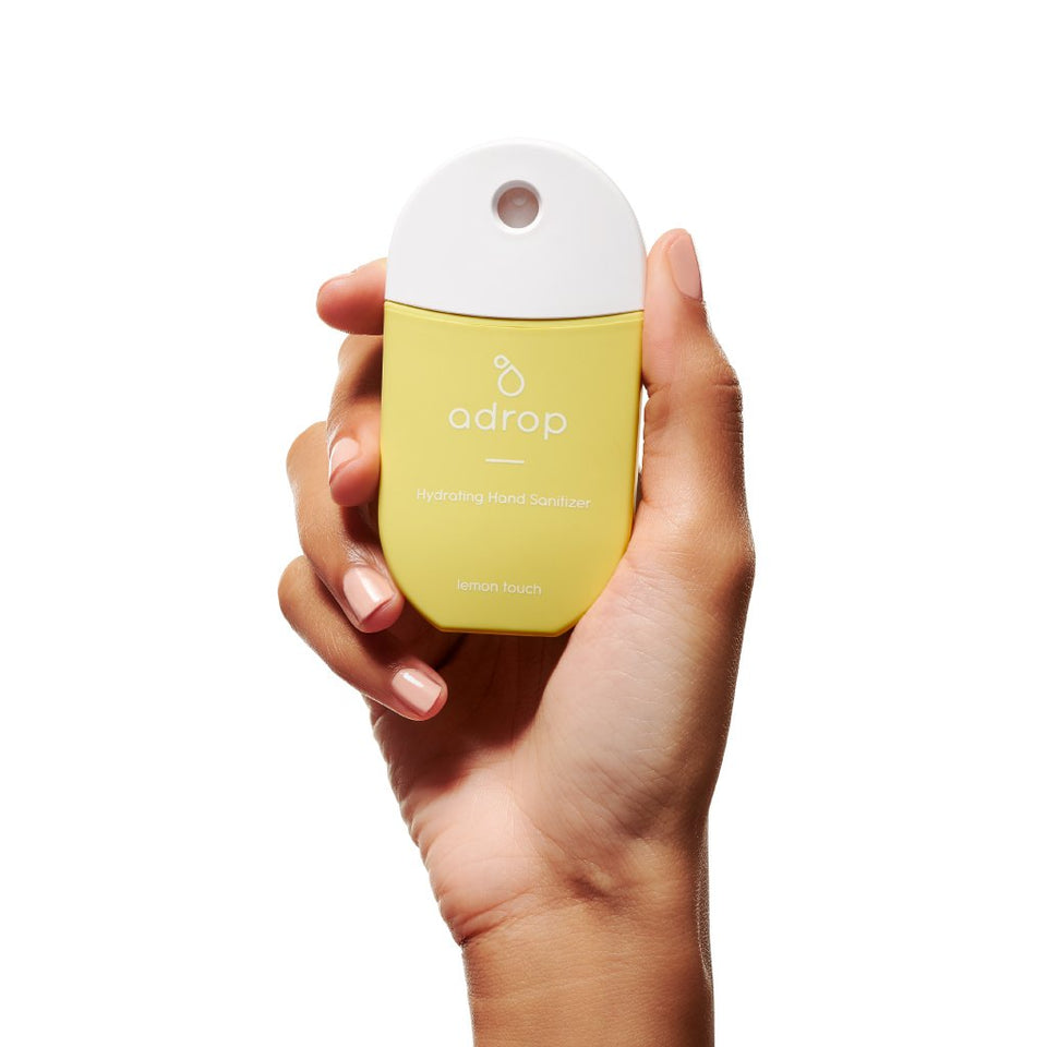 Lemon Touch | Hydrating Hand Sanitizer