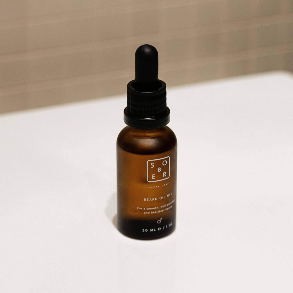 Beard Oil No. 1 Bartöl