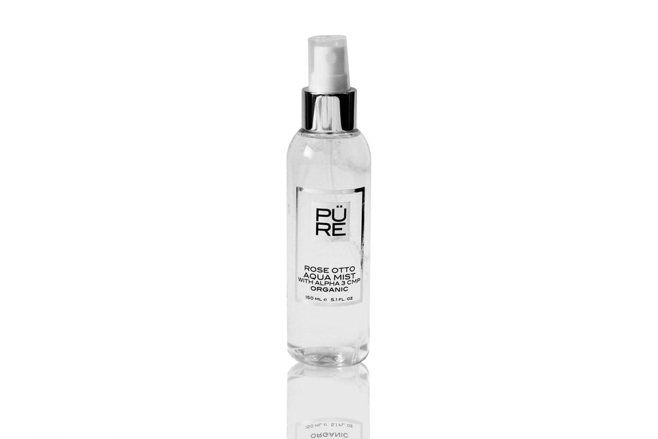 FACE SPRITZER MIST ROSE OTTO with Marine Phytoplankton 150ml  £36