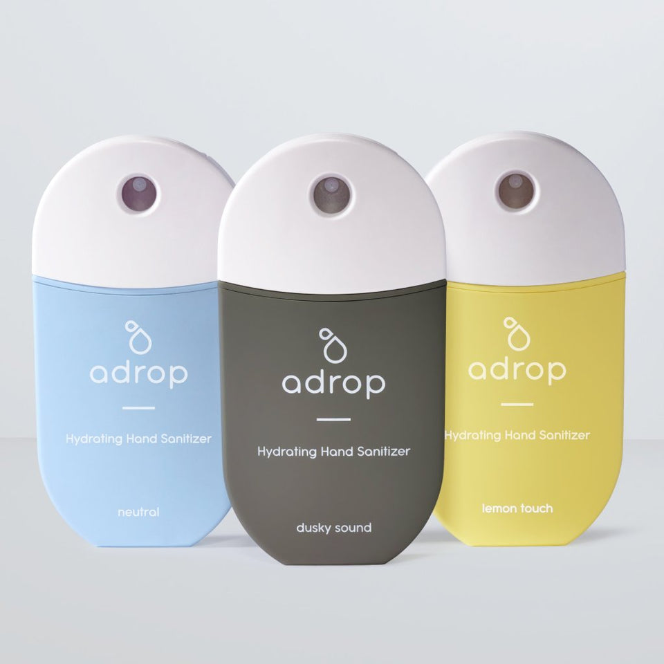 Fresh 3-Pack | Hydrating Hand Sanitizer