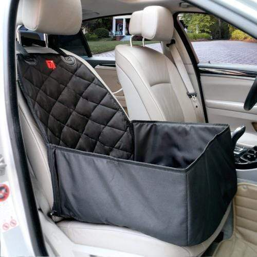 2 in 1 Seat Car Seat Cover - Pets Watching