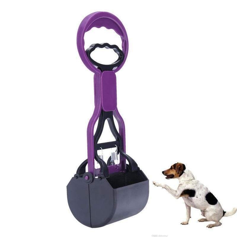 Long Handle Pet Poop Scooper - Pets Watching