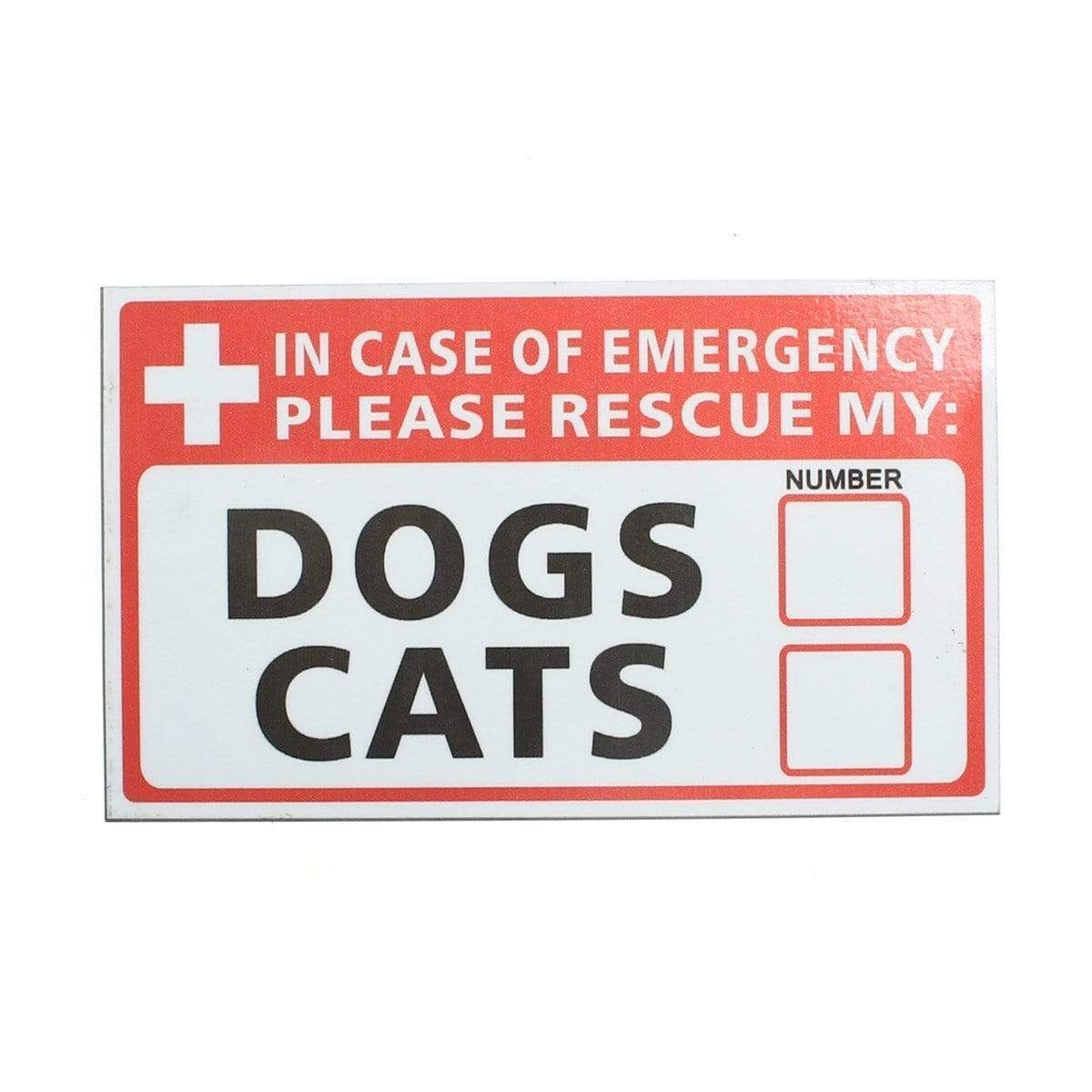 Pet Rescue - Emergency Accessories Kit for All Pets - Pets Watching