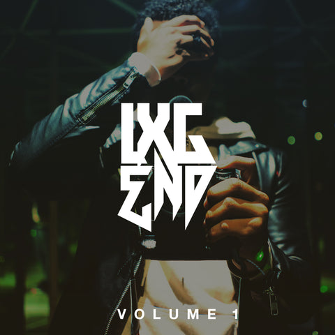 LXGENDARY BEATS: Vol 1