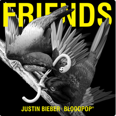 Justin Bieber - Friends (Instrumental)
