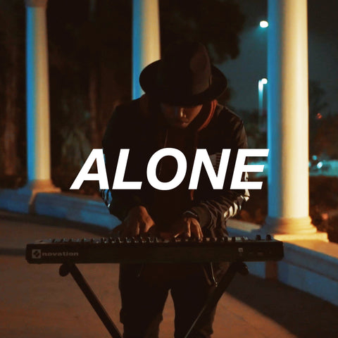LXGEND - Alone (Instrumental)