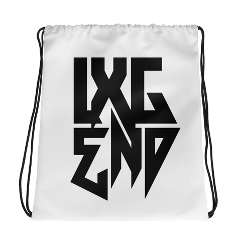 """LXGEND"" Drawstring bag"