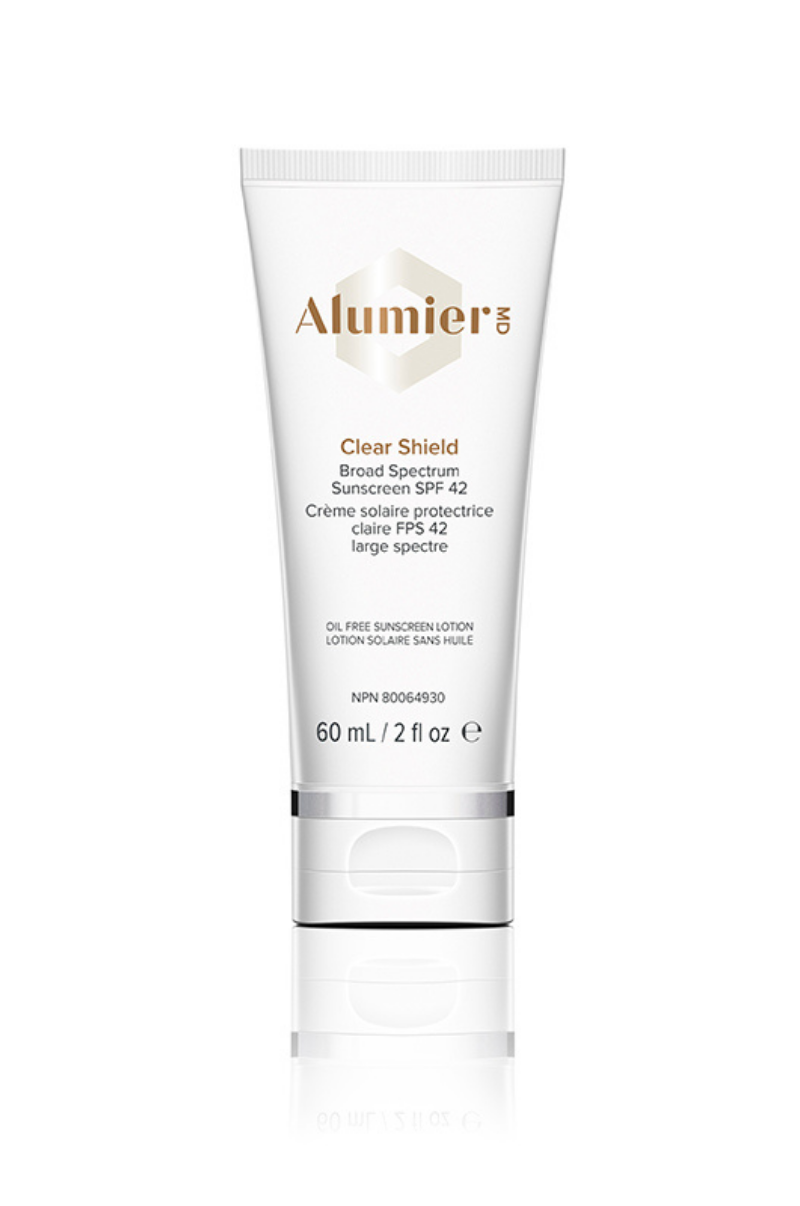Clear Shield Broad Spectrum Sunscreen SPF 42