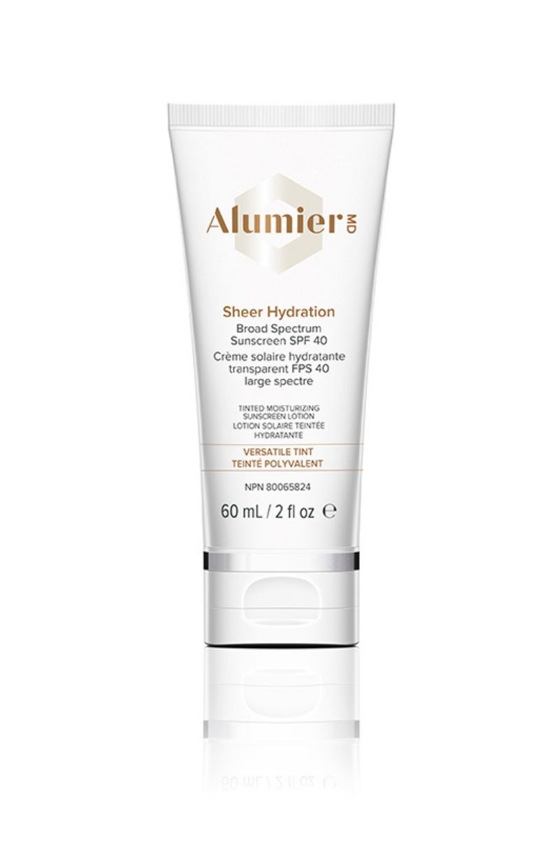 Sheer Hydration Broad Spectrum Sunscreen SPF 40 (Universally Tinted)