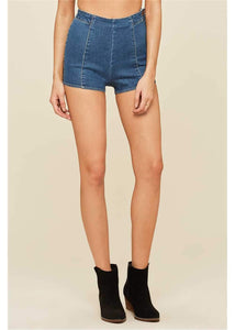 DALLAS SHORT - BLU