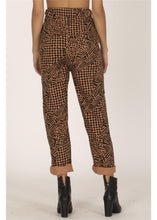 Load image into Gallery viewer, DILLON WOVEN PANT-BLK