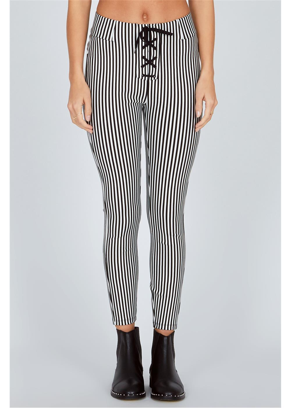 MIDDLE OF THE ROAD PANT-EUR ONLY-STR