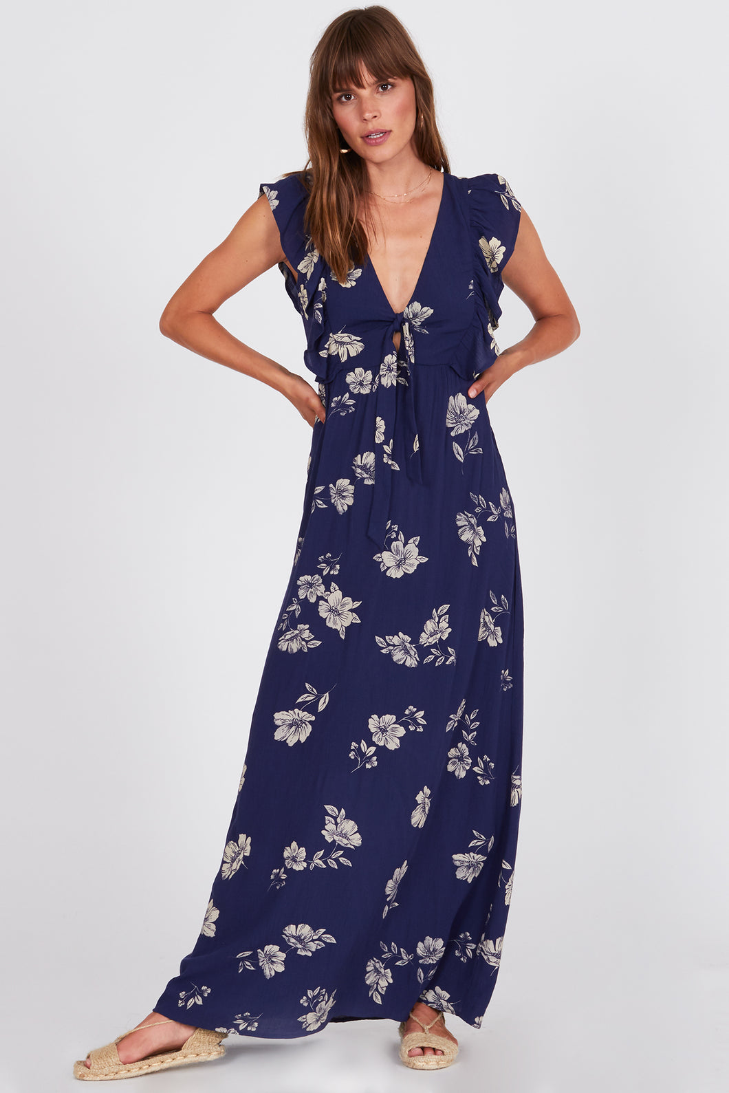 CAROLINA DRESS-MLT