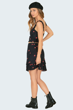Load image into Gallery viewer, FLIPPING FOR YOU SKIRT-BLK
