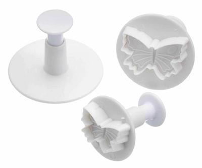Butterfly Fondant Plunger Cutters Cake Icing Sugarpaste Decorating Baking