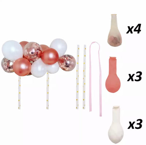 Balloon Cake Topper Kits