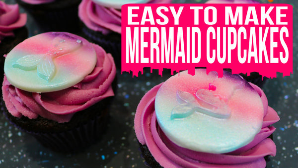 Mermaid Tail Mould