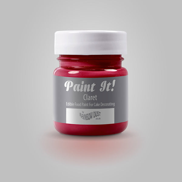 Rainbow Dust Paint It! Paint - Claret