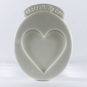 Playing Cards HEART Mould