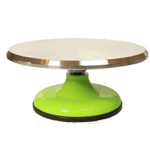 Heavy Duty Turntable - GREEN