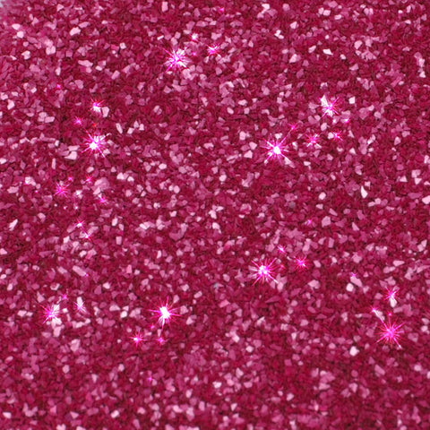 RAINBOW DUST -  EDIBLE Glitter - Cerise