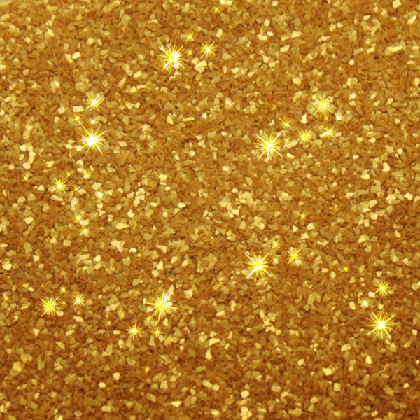 RAINBOW DUST -  EDIBLE Glitter - Gold