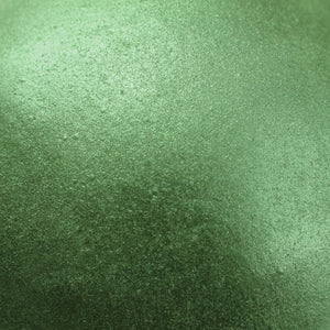 RAINBOW DUST - EDIBLE SILK - Starlight Galactic Green