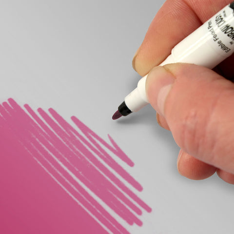 Rainbow Dust Food Art Pen - Dusky Pink