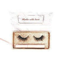 Mink Magnetic Lashes with Magnetic Eyeliner, Mink Lashes, Magnetic Lashes, Cosplay Lashes, Gift for MUA - New Gen Crafts