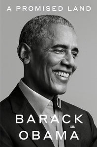 PREORDER: A Promised Land by Barack Obama