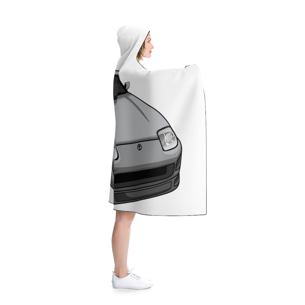 Toyota Supra Hooded Blanket