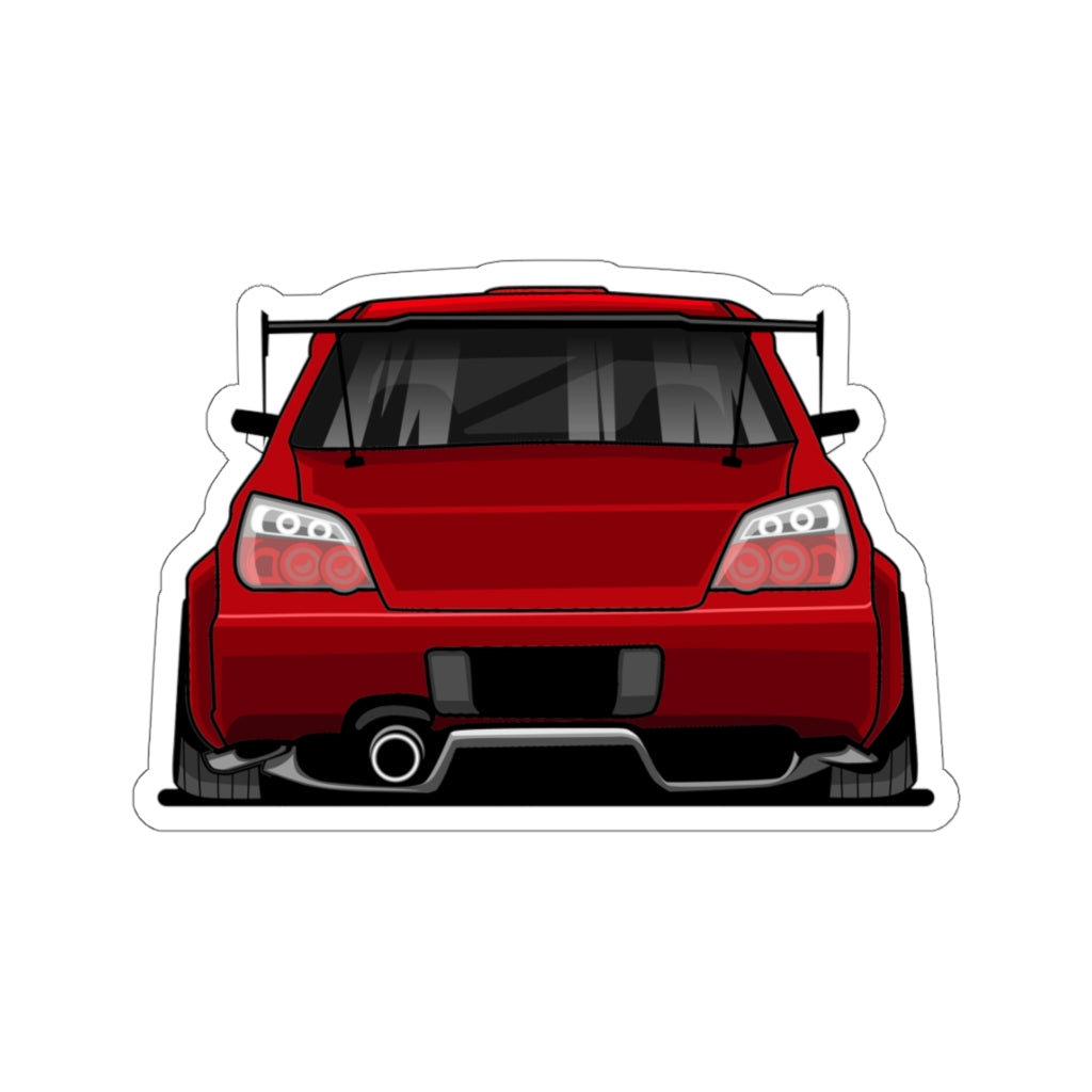 Subaru WRX Sticker