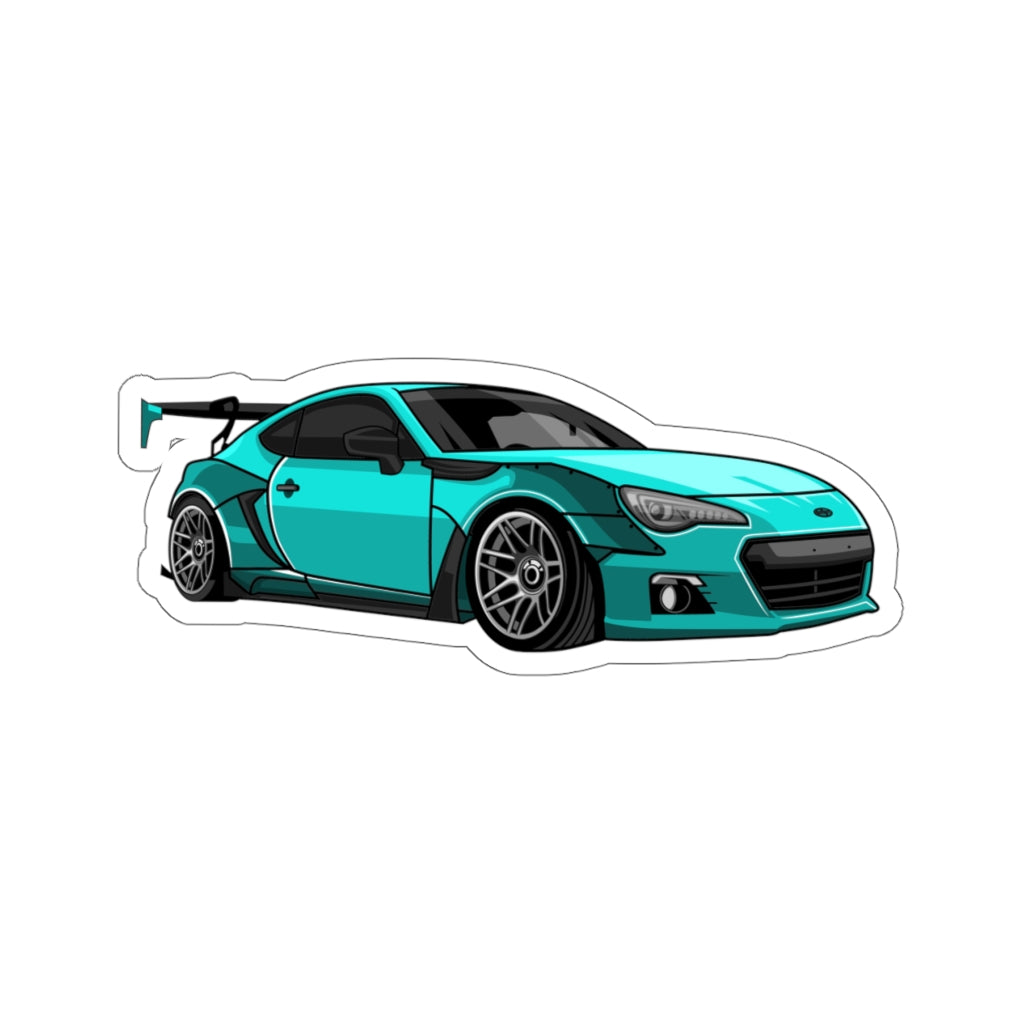 Subaru BRZ Sticker