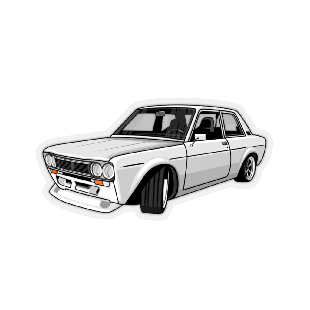 Datsun 510 Stickers