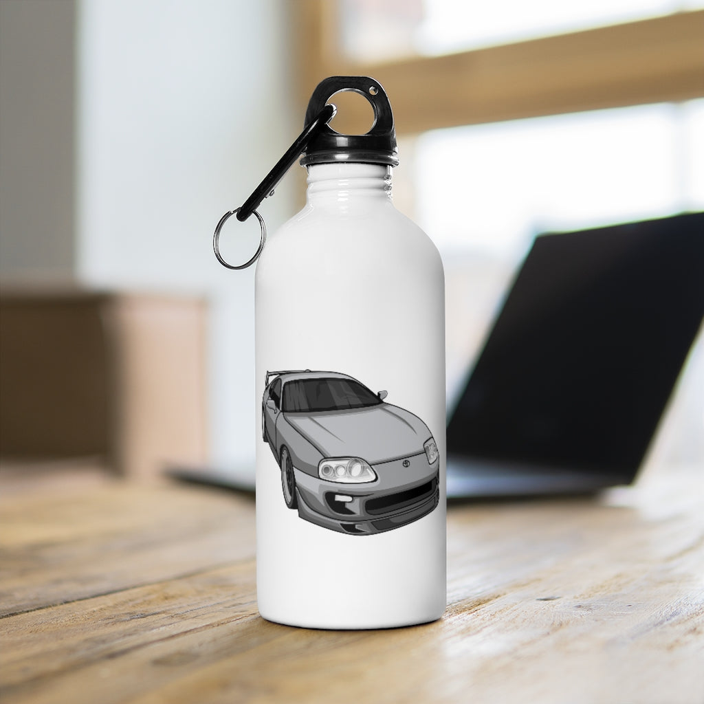 Toyota Supra Steel Water Bottle