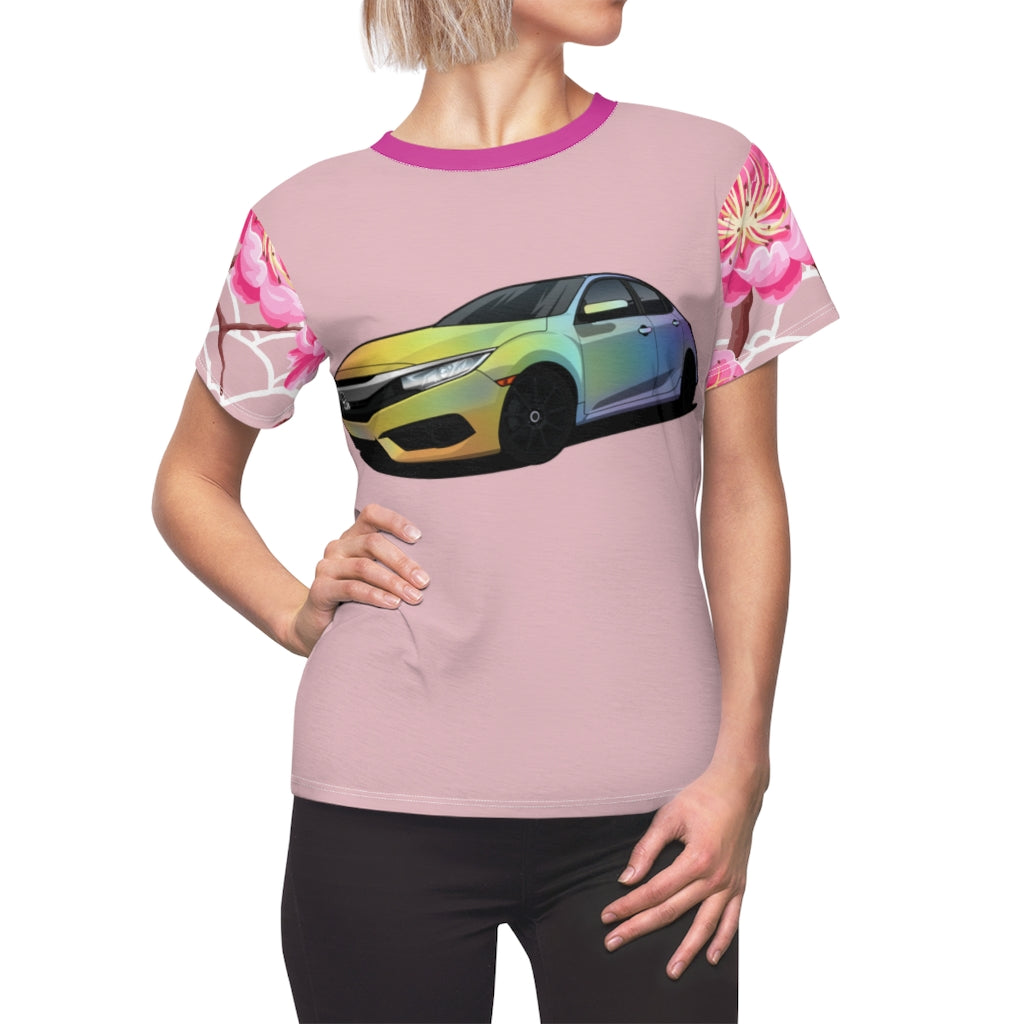 Holographic Civic SI T-Shirt