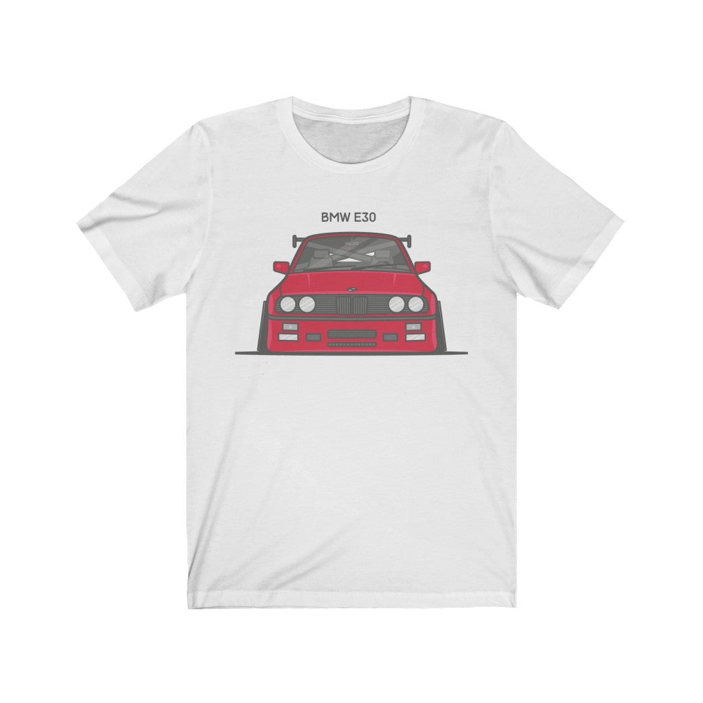 Stanced BMW E30 T-Shirt